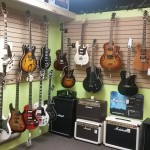 Electric Guitars and Amps on sale in Vancouver Canada at Basone