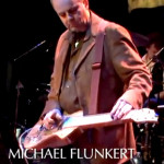 Michael Flunkert plays his custom lap steel