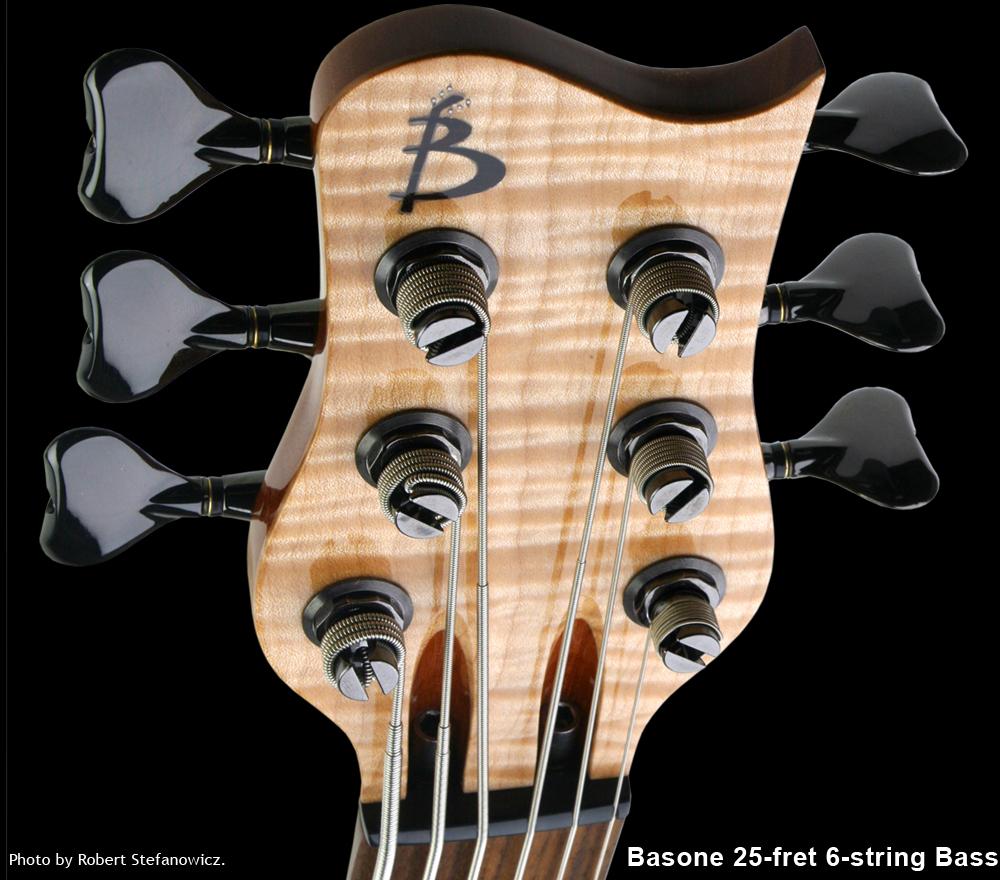 custom bass guitars basone guitars and repair shop. Black Bedroom Furniture Sets. Home Design Ideas