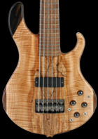 Custom 6-string Bass Guitar, 25-fret, chambered body