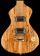 Handcrafted Lap Steel Guitar, slide guitar 2, Spalted Maple top