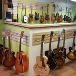 Basone Guitar Store Vancouver BC