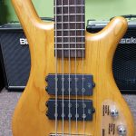 Warwick Rock Bass Corvette Double-Buck 5-string Bass Guitar on sale in Vancouver Canada at Basone