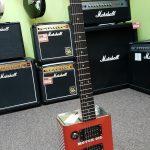Bohemian Guitar Motor Oil Can Guitar on sale in Vancouver Canada at Basone