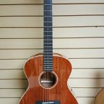 Breedlove Frontier Concerto E Mahogany  All solid Acoustic Electric Guitar made in the USA, onsale in Vancouver Canada at Basone