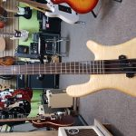 Warwick Custom Shop Masterbuilt Streamer Stage I 4-string Bass Guitar, Made in Germany, bass on sale in Vancouver Canada at Basone
