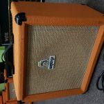 Orange Crush 30 R USD Amp Combo on sale in Vancouver Canada at Basone