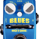 Hotone Blues blues overdrive mini pedal on sale in Vancouver Canada at Basone