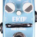 Hotone Eko digital-analog delay mini pedal on sale in Vancouver Canada at Basone