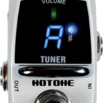 Hotone Tuner mini pedal on sale in Vancouver Canada at Basone