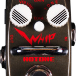 Hotone Whip metal distortion mini pedal on sale in Vancouver Canada at Basone