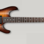 Ibanez SA160FM-BBT Brown Burst electric guitar on sale in Vancouver Canada at Basone