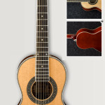 Ibanez Parlor Size Acoustic Guitar on sale in Vancouver Canada at Basone