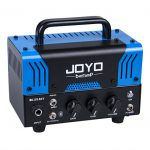 BlueJay 20w Micro Tube Amp Head by Joyo's BantamP, Blue's Overdrive. With BLUETOOTH connectivity. On Sale in Vancouver Canada at Basone