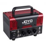 Jackman 20w Micro Tube Amp Head by Joyo's BantamP, British Crunch. With BLUETOOTH connectivity. On Sale in Vancouver Canada at Basone