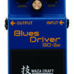 Boss Blues Driver Waza Craft BD-2W on sale in Vancouver Canada at Basone