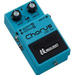 Boss Waza Craft CE-2w Chorus effects pedal on sale in Vancouver Canada at Basone
