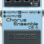 Boss Chorus Ensemble CE-5 pedal on sale in Vancouver Canada at Basone