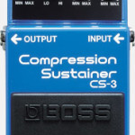 Boss Compression Sustainer CS-3 pedal on sale in Vancouver Canada at Basone