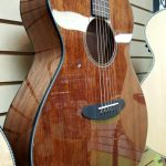 Breedlove Discovery Concert Mahogany Acoustic Guitar on Sale in Vancouver Canada at Basone