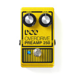 Digitech DOD Overdrive Preamp 250 effects pedal on sale in Vancouver Canada at Basone