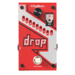 Digitech Drop tuning pitch shifter guitar effects pedal on sale in Vancouver Canada at Basone
