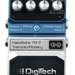 Digitech Tremolo TR-7 on sale in Vancouver Canada at Basone