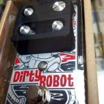 Digitech Dirty Robot Stereo Mini Synth guitar effects pedal on sale in Vancouver Canada at Basone