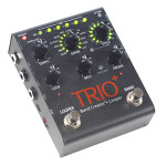 Digitech TRIO PLUS Band Creator with Looper effects pedal on sale in Vancouver Canada at Basone