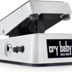Dunlop CryBaby Bass cbm 105q Mini Effects Pedal on sale in Vancouver Canada at Basone