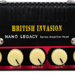Hotone British Invasion mini amp head Inspired by the AC30. On sale in Vancouver Canada at Basone.