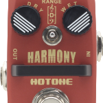 Hotone Harmony Pitch Shifter-Harmonist mini effects pedal on sale in Vancouver Canada at Basone