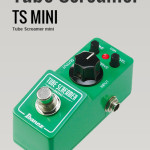 Ibanez TSmini Mini tube screamer effects pedal on sale in Vancouver Canada at Basone
