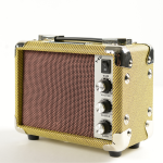Kala Ukulele Amp Tweed finish model KALA-AMP-TWD-5U acoustic amp on sale in Vancouver Canada at Basone