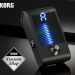 Korg Pitchblack Custom Pedal Tuner on sale in Vancouver Canada at Basone