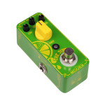 Mooer Juicer overdrive mini pedal, Neil Zaza's signature pedal. On sale in Vancouver Canada at Basone.