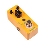 Mooer Yellow Comp optical compressor mini effects pedal on sale in Vancouver Canada at Basone.