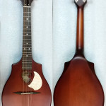 Seagull S8 Mandolin Burnt Umber SG by Godin on sale in Vancouver at Basone
