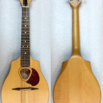 Seagull S8 Mandolin Natural SG by Godin on sale in Vancouver at Basone