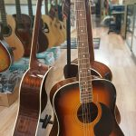 Segovia D07G Acoustic Dreadnought Guitar Sunburst on Sale in Vancouver Canada at Basone