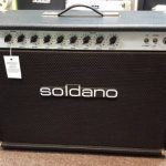 Soldano Reverb-O-Sonic used tube amp made in the USA on sale in Vancouver Canada at Basone