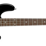 Sterling by MusicMan Ray 34, Black, on sale in Vancouver at our shop