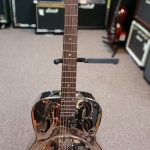 Johnson metal body resonator dobro on sale in Vancouver Canada at Basone
