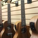 Tanglewood TUKOAEC Koa body Concert Acoustic-Electric Ukulele on sale in Vancouver Canada at Basone