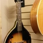 mandolin a-style by Suzuki, on sale in Vancouver Canada at Basone