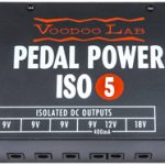 Voodoo Lab Pedal Power ISO-5 Output Power Supply on sale in Vancouver Canada at Basone