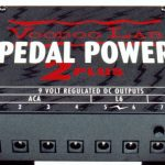 Voodoo Lab Pedal Power 2 Plus effects pedal power supply on sale in Vancouver Canada at Basone