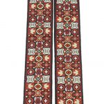 Perris TWS_7007 floral design guitar strap on sale in Vancouver Canada at Basone