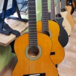 Ibanez Nylon String Classical Guitar, Amber finish, model GA3-NAM for sale in Vancouver Canada at Basone