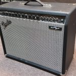 Fender Princeton Chorus 2x10 51w Guitar Combo Amplifier, Used. Includes original footswitch, for sale in Vancouver Canada at Basone